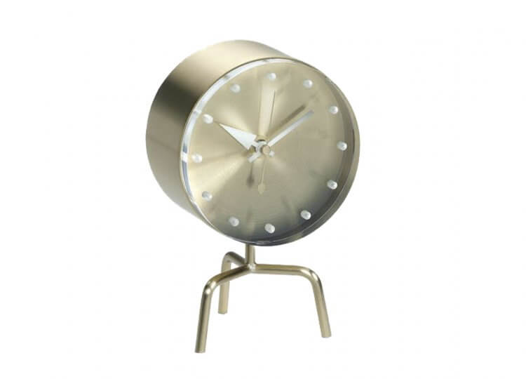 Tripod Clock Space Furniture