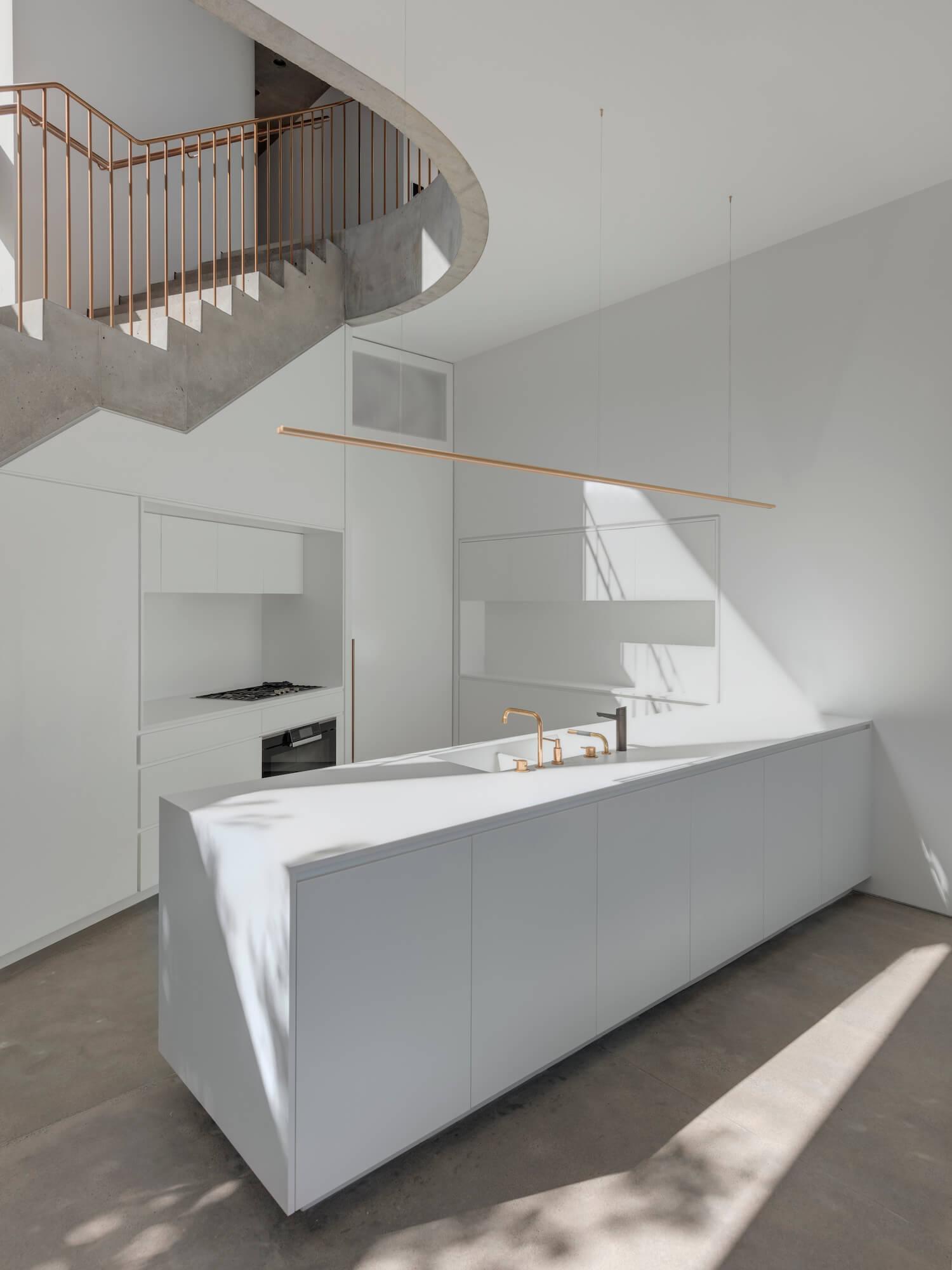 est living Woodward Architecture Project Crescent House 1