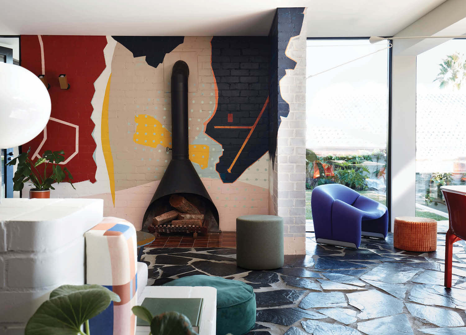 Polychrome House by Amber Road
