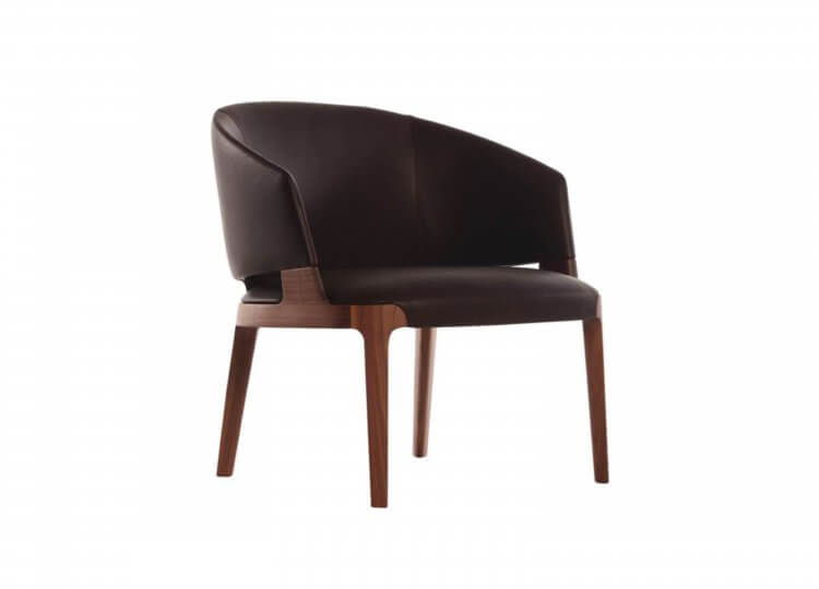 Potocco Velis Lounge Tub Chair