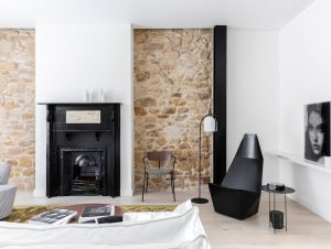 Living   Darlinghurst Terrace Living Room by Tom Mark Henry