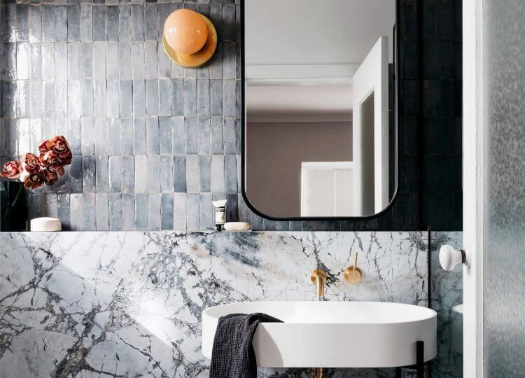 Bathroom 1 | Woollahra Home by Decus Interiors