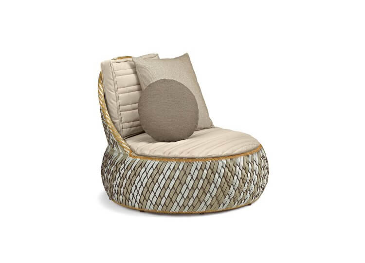 DEDON DALA Lounge Chair Cosh Living