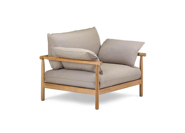 Dedon Tibbo Lounge Chair Xl For Cosh Living Est Living