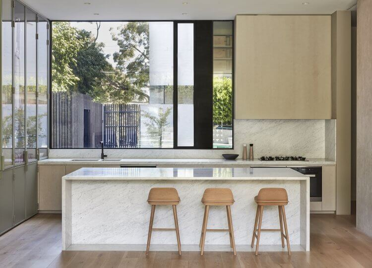 Kitchen | Armadale Home Kitchen by Inglis Architects