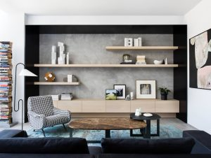 Living | Clark House Living Room by SJB