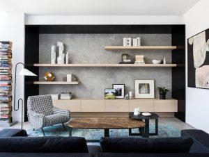Living | Clark House Living Room by SJB