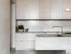Kitchen Covet | Concrete in the Kitchen
