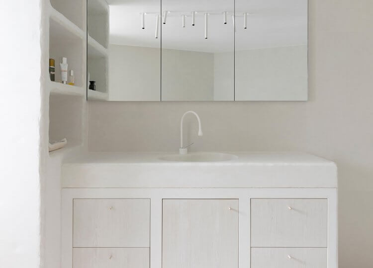 Bathroom | Vernon Apartment Bathroom by AP Design House