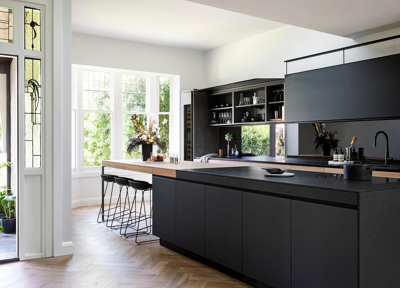Built For Six Tour A Modern Family Kitchen Australian