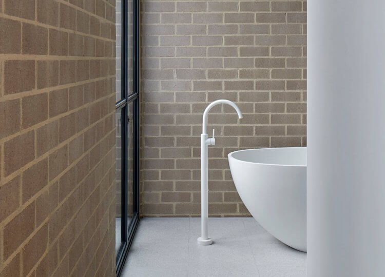 Bathroom | South Yarra Home by Hecker Guthrie