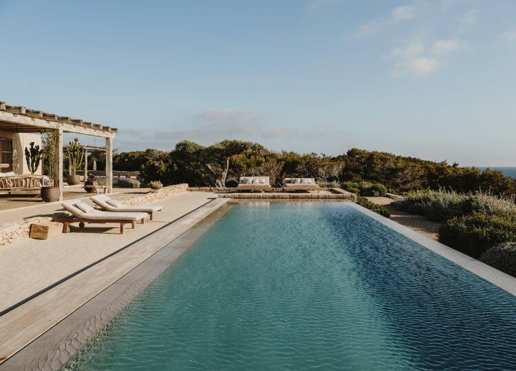 Outdoor Living 2 | Three Idyllic Residences in Spain by GCA Architects
