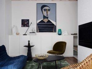 Living | Bondi Junction Home by Alexander & CO. 2