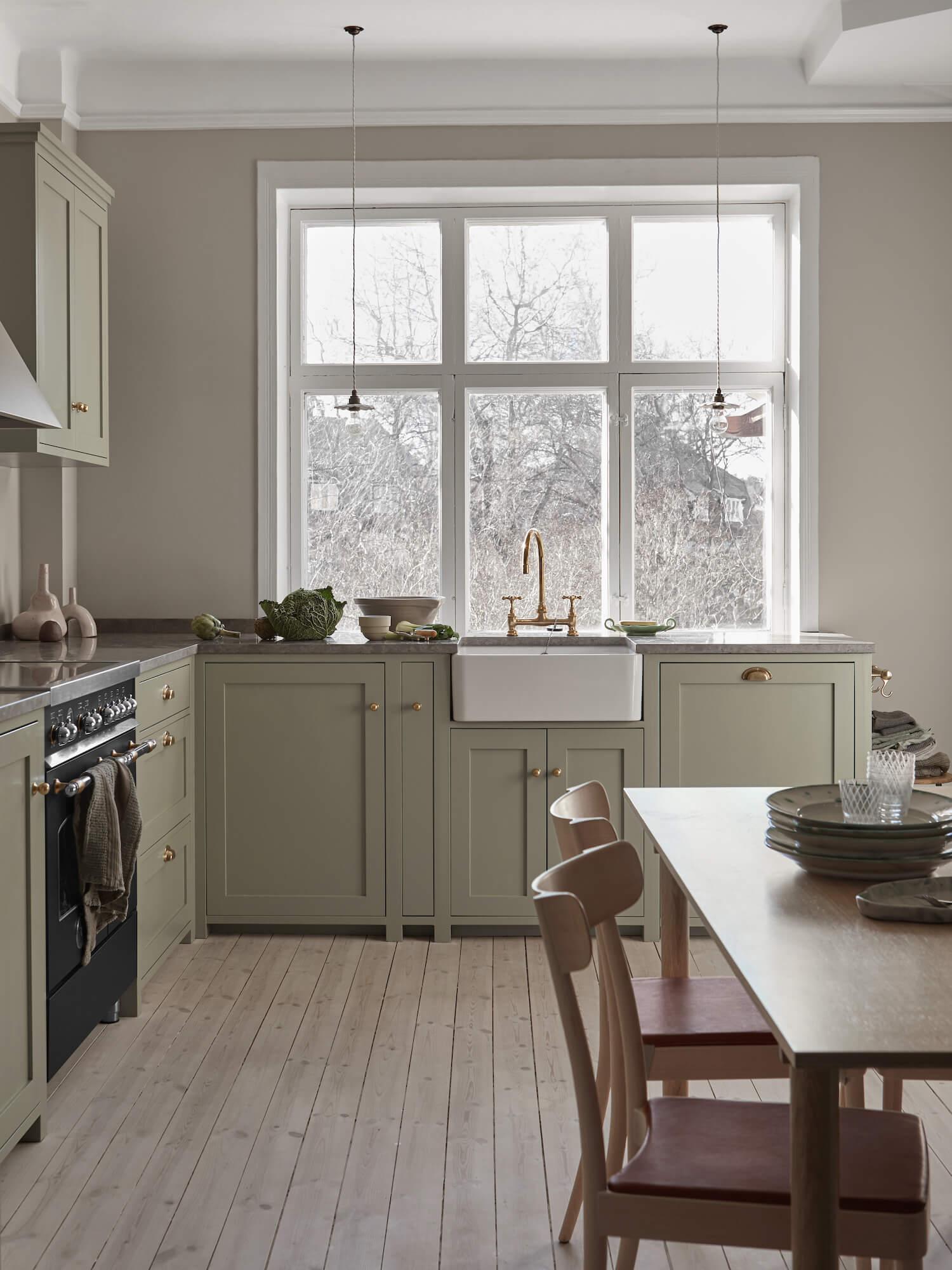 est living Nordiska Kok classic shaker kitchen 03