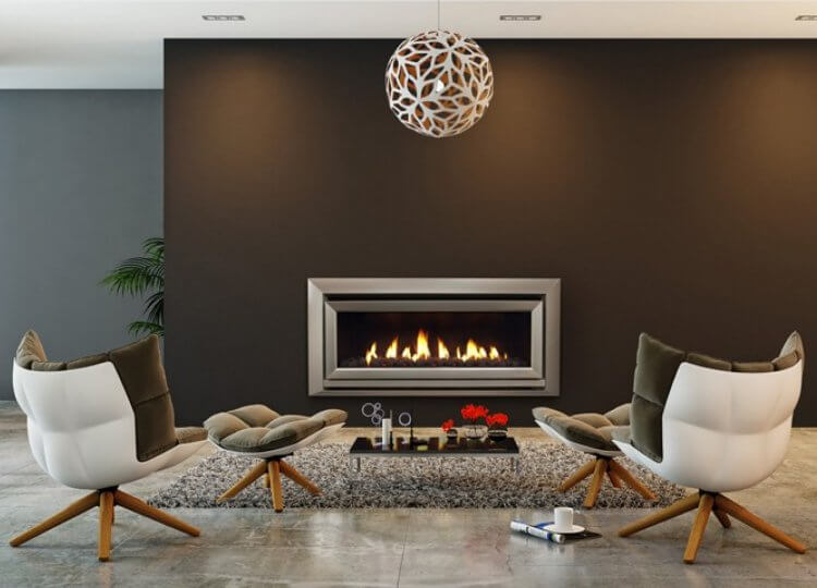 Escea DL1100 Gas Fireplace