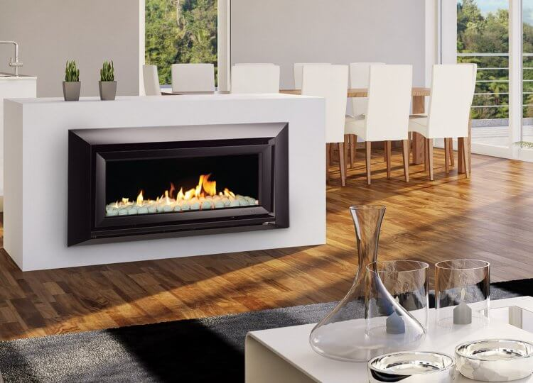 Escea DL850 Gas Fireplace