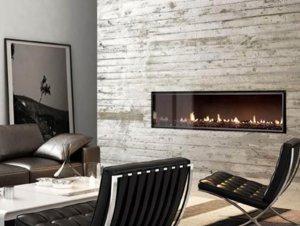 Escea DX1500 Gas Fireplace (Single Sided)