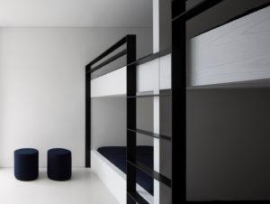Kids | Bondi Beach Apartment Kids Bedroom by Mathieson Architects