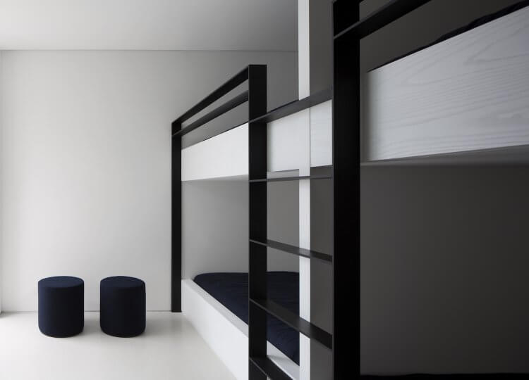 Kids | Bondi Beach Apartment Kids Bedroom by Mathieson Architects