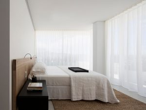 Bedroom | Bondi Beach Apartment Bedroom by Mathieson Architects