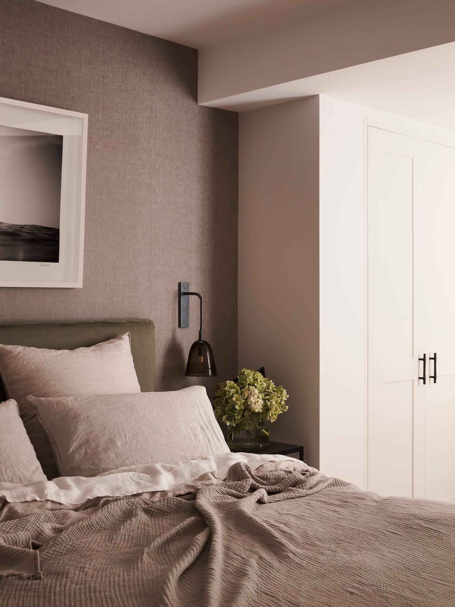 Bedroom Bondi Residence Tom Mark Henry