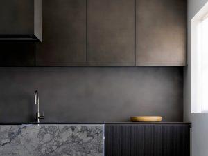 Kitchen | Penthouse One Kitchen by Lawless & Meyerson