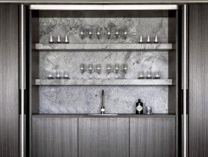 Bar & Cellar   Penthouse One Bar by Lawless & Meyerson