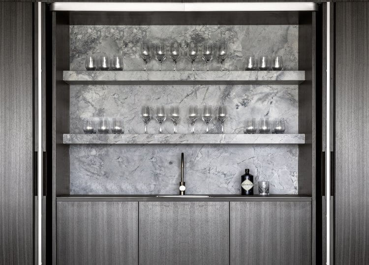 Bar & Cellar | Penthouse One Bar by Lawless & Meyerson