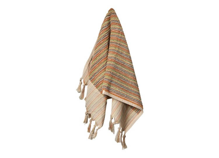 Sand Dune Stripe Hand Towel Loom Towels