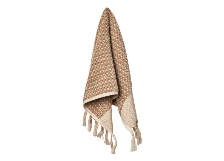 Sand Dune Wave Hand Towel Loom Towels