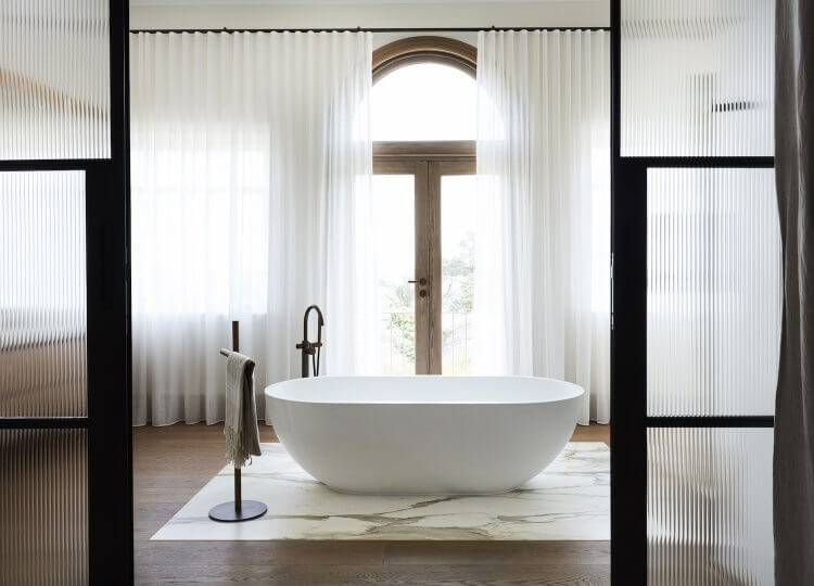 Bathroom 2 | The Home of Camilla Freeman-Topper by Alwill Interiors and LRA