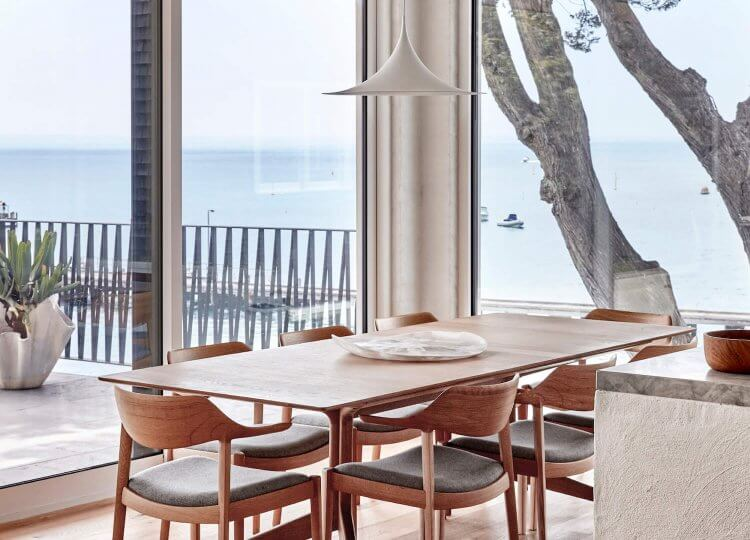 Dining | Portsea Beach House by Studio Esteta