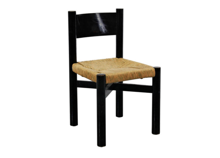 Charlotte Perriand Low Meribel Chair