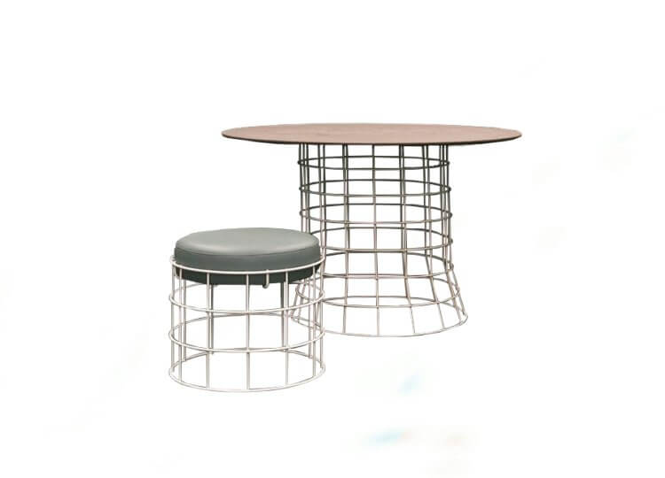 Ellis Outdoor Table