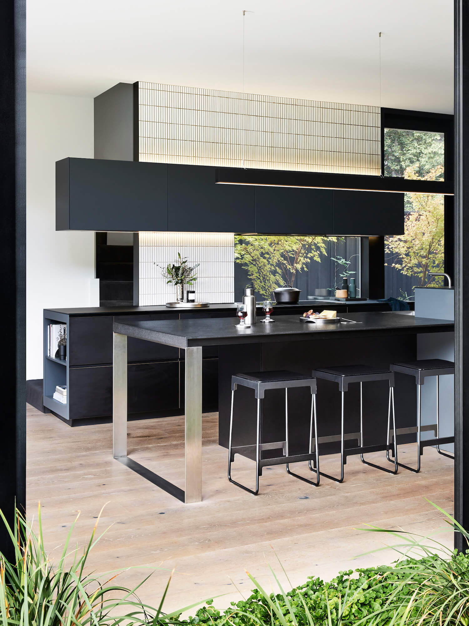 est living rogerseller valcucine hawthorn kitchen 05