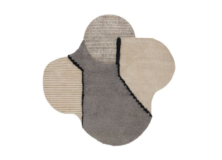 Lunar Addiction Rug – Square