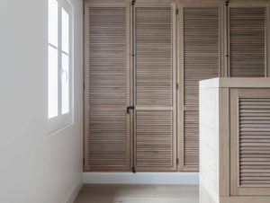 Wardrobes & Walk-In Robes | Villa Pistache by Caprini & Pellerin Architectes