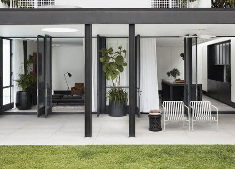 Alterations & Additions | Centennial Park House by Madeleine Blanchfield Architects