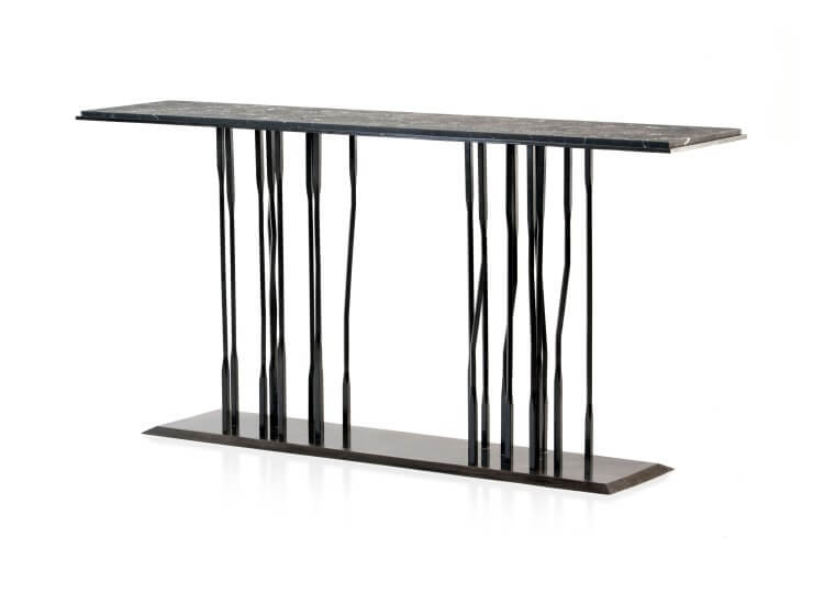Dylan Farrell Bijou Console Table Est Lighting