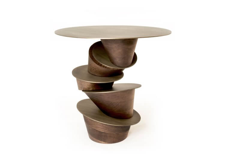 Dylan Farrell Rachis Table Est Lighting