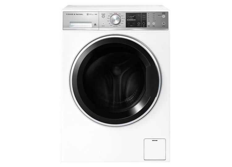 Fisher & Paykel Front Loader Washing Machine, 12kg ActiveIntelligence™
