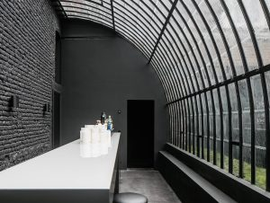 Bar & Cellar | Monochrome Bar by Studio Niels