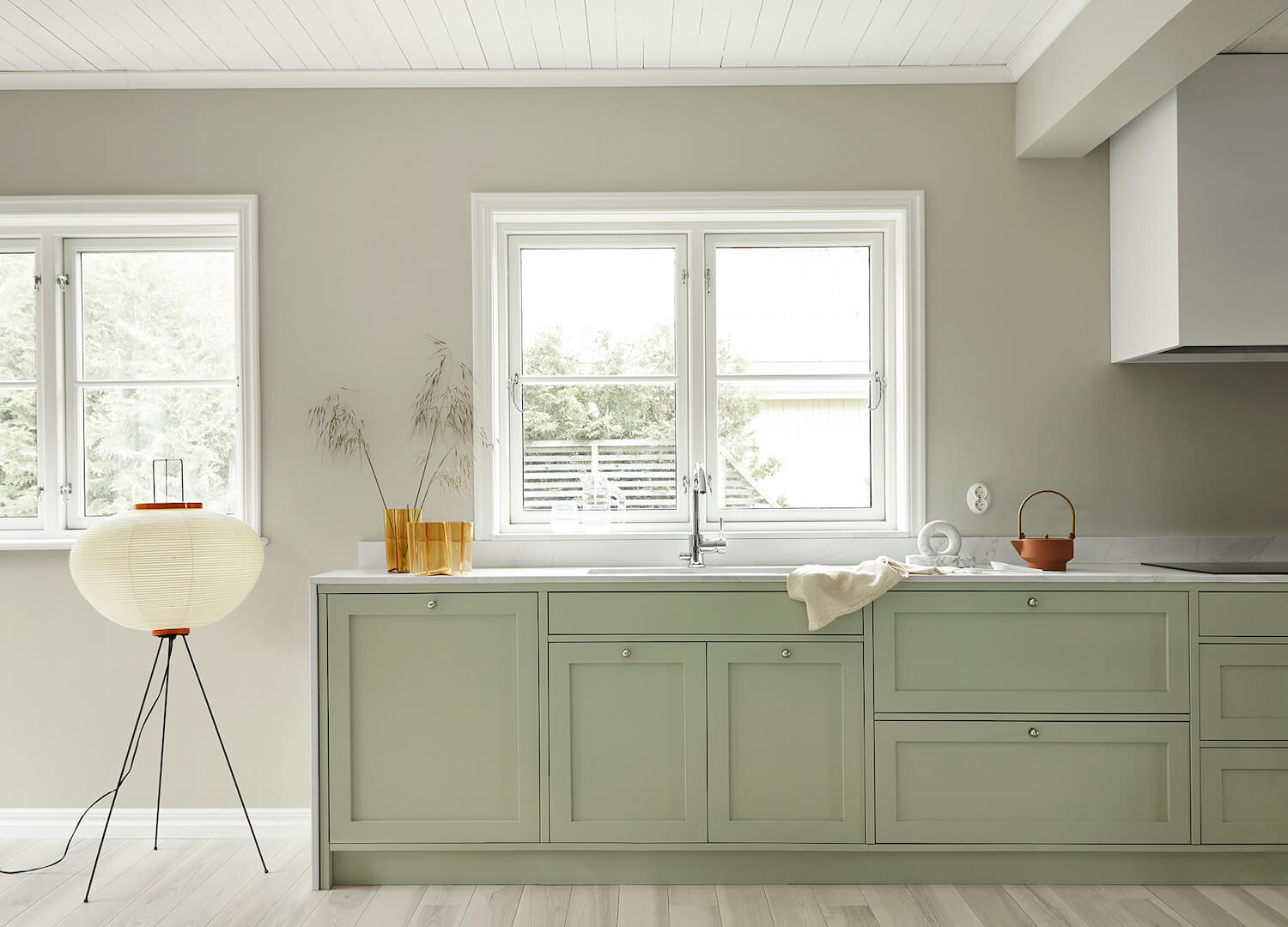 est living nordic style kitchen nordiska kok shaker kitchen inspiration