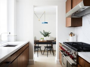 Kitchen | Upper East Side Renovation Kitchen by Ronen Lev
