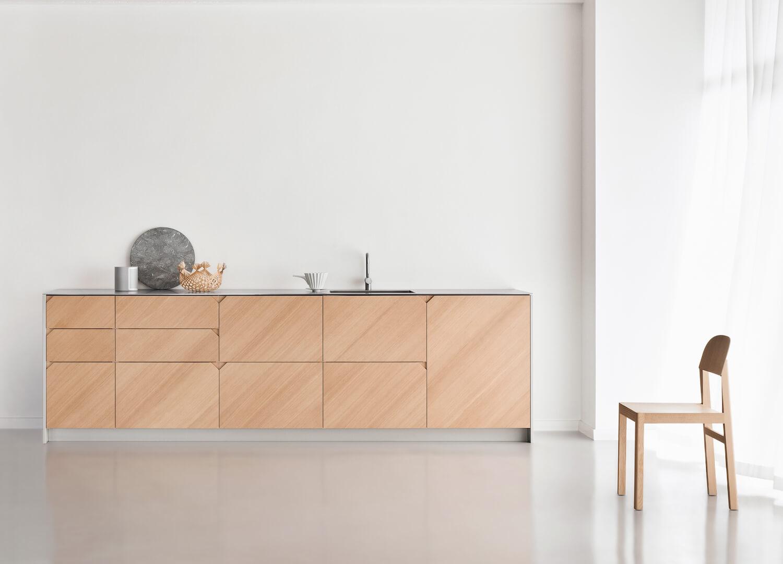 est living stainless steel kitchen reform degree ceclie manz 01 1