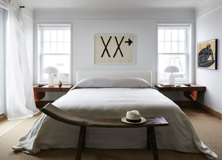 Bedroom | Watch Hill House Bedroom by Studio Giancarlo Valle