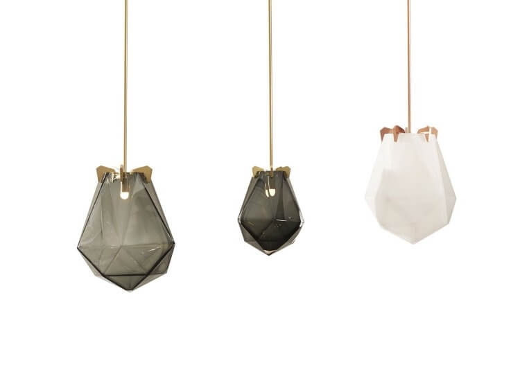 Gabriel Scott Briolette Pendant Est Lighting
