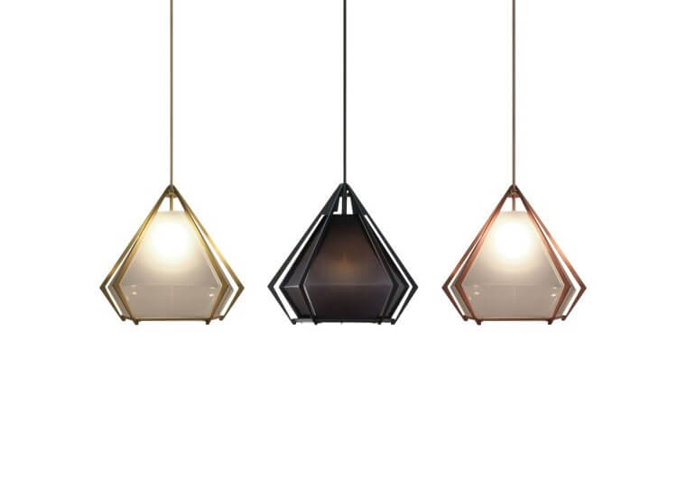 Gabriel Scott Harlow Pendant Est Lighting