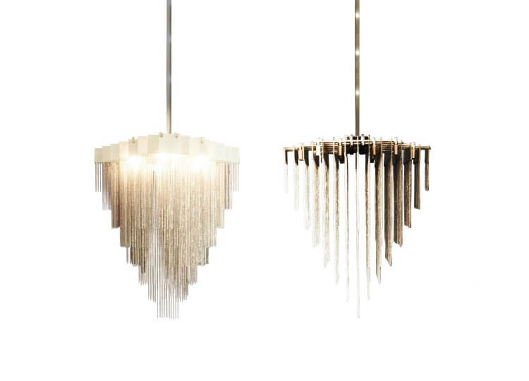 Gabriel Scott Kelly Chandelier Est Lighting