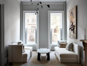 Living | Park Slope Townhouse Living Room by Billy Cotton